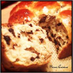 Cake Factory, Nutella, Tasty, Breakfast, Ethnic Recipes, Food, Brunch, Chocolate Brioche, Pastry Recipe
