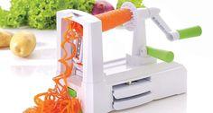 Spiralizer Tri Blade Vegetable Slicer