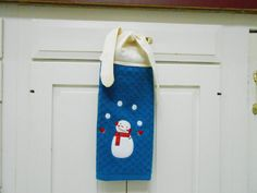 Kitchen Hand Towel Hanging Towel Tie On Towel Towel By AkornShop, $5.95 |  Christmas Gift Ideas | Pinterest