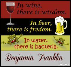 #Benjamin Franklin