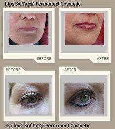 Permanent makeup SofTap Full lip color fill in #2 | SofTap ...