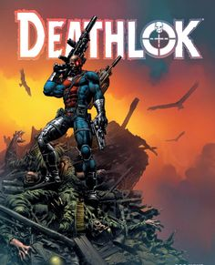 Its the black shading that @mikedeodato does that makes me love it so much Here is his Deathlok issue 3 cover!  #captainamericacivilwar #marvelcomics #Comics #comicbooks #avengers #marvel  #captainamerica #ironman #thor #hulk #hawkeye #blackwidow #spiderman #vision #scarletwitch #civilwar #spiderman #infinitygauntlet #blackpanther #gotg #deadpool #wolverine #daredevil #falcon #wintersoldier #warmachine #uncannyavengers  #drstrange  #captainamericacivilwar #marvelcomics #Comics #comicbooks…