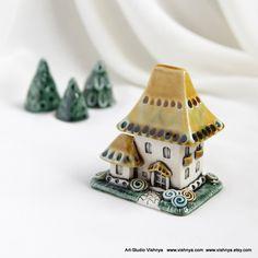 Honey romantic fairy house by vavaleff on DeviantArt