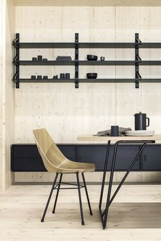 Tapio Anttila Collection - Ideat Shelf System, Jaba, Decoration, Chair Design, Dining Room, Shelves, Desk, Contemporary, Interior Design