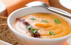 d'aucy inspiruje: Zupa krem z marchwi