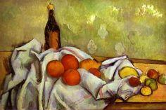 Still Life by Paul Cézanne