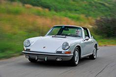 1968 Porsche 911 S Targa