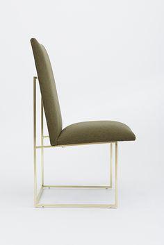 Thin Frame Dining Chair | Lawson Fenning