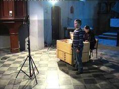 """J.S.Bach - Aria """"Bist du bei mir"""", BWV 508, boy soprano David /10y./"""