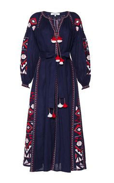 March 11 Embroidered Caftan