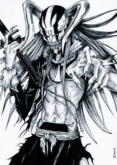 Ichigo Hollow - Bleach