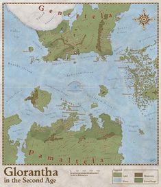 Glorantha au 2e Age