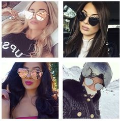 What do you think of this cat eye sunglasses? 😎 They are so trendy! 😍 Get yours here: https://www.simplyuniquestyle.com/sunglasses-cat-eye-design3 /#sunglasses #sunglasseslove #fashion #chic #cateye