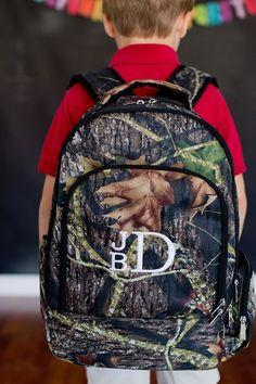 f2b3105f22f Personalized Backpack, Monogram Backpack, Back To School Sales, Preschool,  Boys Backpacks, Woods, Vinyl Projects, Camo, Hunters