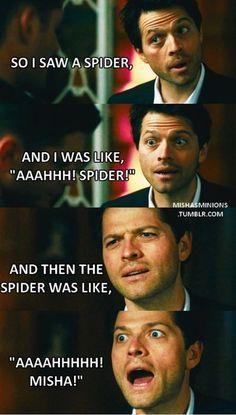 Just Misha