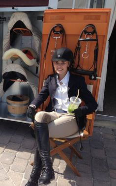 The most important role of equestrian clothing is for security Although horses can be trained they can be unforeseeable when provoked. Riders are susceptible while riding and handling horses, espec… Equestrian Chic, Equestrian Girls, Equestrian Outfits, Equestrian Fashion, Horse Shirt, English Riding, Horse Jewelry, Hunter Jumper, Horse Tack