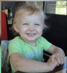 RIP 2 year old Aliyah Maria Branum: Her mom abused and beat her until blood and yellow fluid was oozing from her ears. She then laid her in her bed and watched her die.