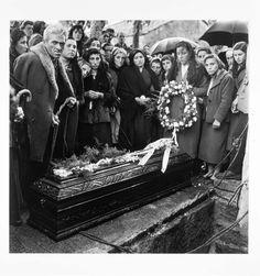 El entierro      Virxilio Vieitez Soutelo de Montes, Pontevedra, España, 1930 -