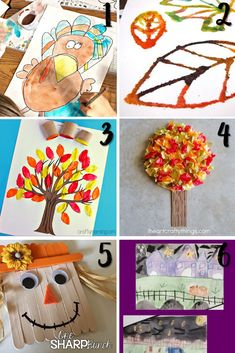 30 Fall Activities for the Classroom