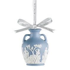 Wedgwood Ornament in Jasper - Portland Vase