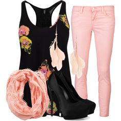 Untitled #19, created by bellalee2000 on Polyvore