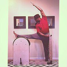 Barrel Rider @PilatesDwell_Canton | High Ladder Barrel: Ballet Stretch Series :: Side #stretchandstrengthen #hips #innerthigh #tightsidebody  • #pilates #pilatesstudio #pilatesinstructor #pilatesformen #contrology #classicalpilates #calisthenics #gymnastics #fitness #yoga #personaltrainer #menshealth #strengthtraining