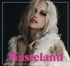 Wasteland Girl: Supermodel Abbey Lee Kershaw | Wasteland Blog