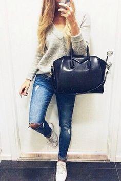 givenchy 'antigona' satchel