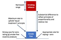To tax or not to tax? Response to EU on taxing vaping and other reduced risk products