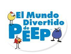 Peep and the Big Wide World / El Mundo Divertido de Peep Science Crafts, Easy Science, Mama Latina, Spanish Words, Spanish Numbers, World Languages, Bilingual Education, Dual Language, Wide World