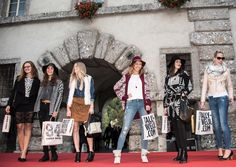 10.000 Quadratmeter Modetrends in Steyr