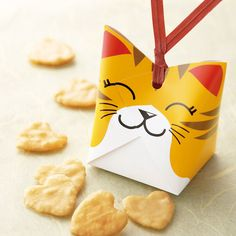 #Japanese #Cookie | #cat #box #packaging #design PD