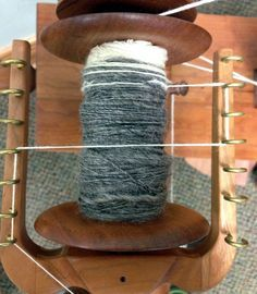 Maggie Casey gives us a few tips on spinning laceweight yarn. Use this for weaving or for knitting!
