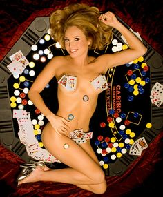 """She lost it all but loves the players, she doesn't mind if you go """"All In"""""""