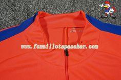Soldes Vetement Homme : Survetement De Football Barcelona Club Orange Printing 2016 17 18 Pas cher En ligne