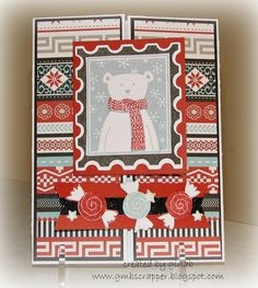 Home for the Holidays - October 2014 Stamp of the Month  Created by GinaB www.gmbscrapper.blogspot.com  SHOP AT: www.stampinheaven.ctmh.com