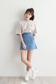 Korean Fashion Casual Outfit