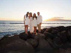 A family portrait session at Launiupoko Beach Park, Maui, Hawaii. See more at: https://mauiislandportraits.com/maui-family-portraits-launiupoko-beach-park/