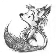 зарисовки волка карандашом лапа: 10 тыс изображений найдено в Яндекс.Картинках