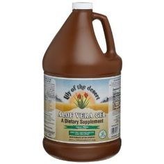 Lily of the Desert Aloe Vera Juice 1 Gallon - Hair, Skin, & Nail Health - Shop by Health Condition - Vitamins, Minerals, Herbs & Fatty Liver Diet, Healthy Liver, Liver Detox Cleanse, Kidney Cleanse, Natural Cleanse, Natural Healing, Liver Detoxification, Organic Aloe Vera, Raw Food Diet