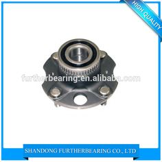 Chinese products Best quality Long Life Chrome Steel front wheel bearing hub with reasonable price