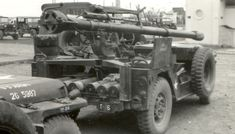 M151A1C with M40A1 106mm recoilless rifle (M151A1 chassis)
