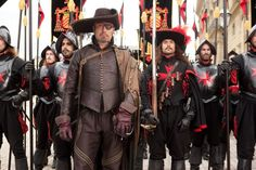 mads mikkelsen in the musketeers | Mads Mikkelsen stars as Rochefort in THE THREE MUSKETEERS (2011)