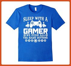 Mens Funny Gamer Shirt Gifts I love Video Games Lover Shirt Gifts Medium Royal Blue - Gamer shirts (*Partner-Link)