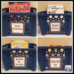 Editable!!!! FREE Labels to help organize your classroom library.