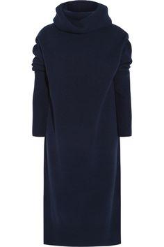 ACNE STUDIOS Dita turtleneck wool sweater dress