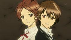 Ayase & Shu~~Guilty Crown