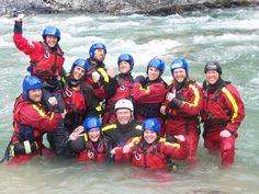 Swift Water Rescue Technician Training