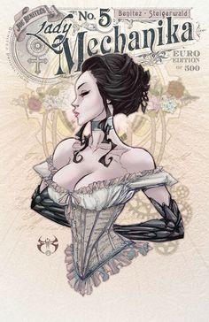 Lady Mechanika #5 (Issue)