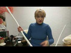 Стойки для ростовых цветов, как обезопасить свои уличные светильники!?! - YouTube
